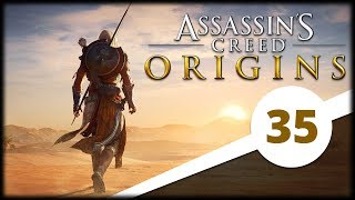 Tragiczna strata (35) Assassin's Creed: Origins