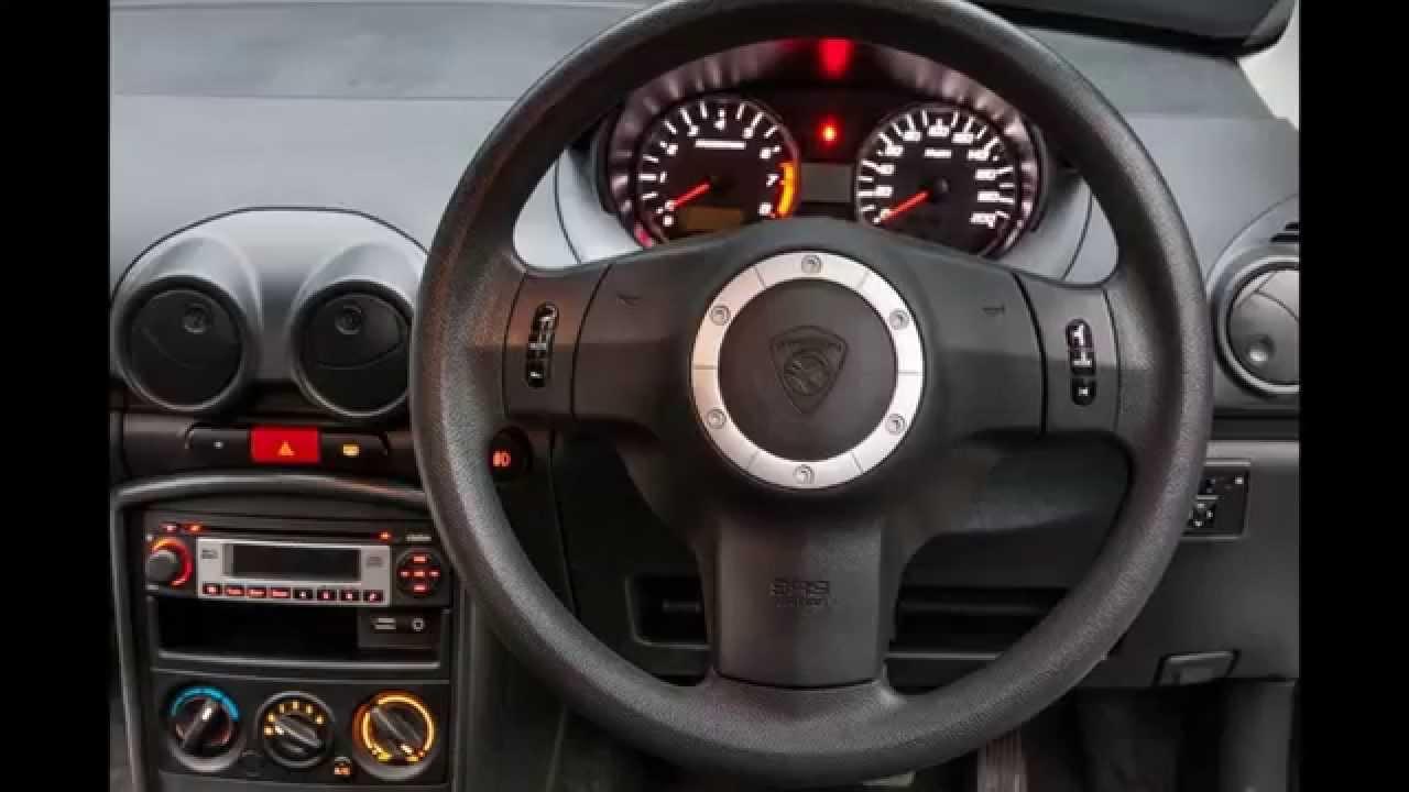 SE71412245 2012 Proton Saga 1.3 M/T ABS - YouTube
