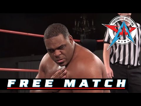 [FREE MATCH] Keith Lee Vs Donovan Dijak | AAW Pro