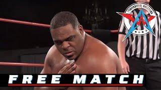 [FREE MATCH] Keith Lee vs Donovan Dijak | AAW Pro