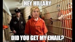 Closing in on Hillary + Dick Morris story of when Bill Clinton tackled him!