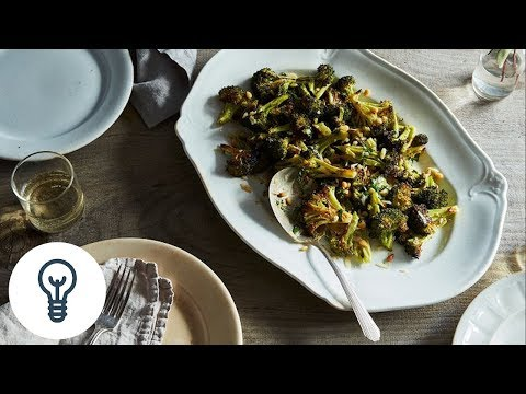 Ina Garten's Parmesan-Roasted Broccoli | Genius Recipes