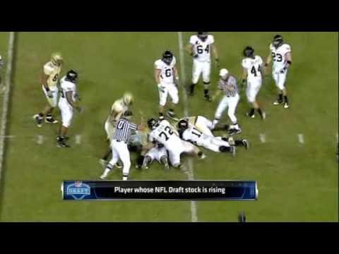 NFL Draft Stock Raising. Colt McCoy - WON