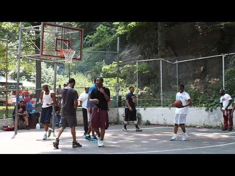 133st Saint Nicholas Av Park Harlem NY Basketball