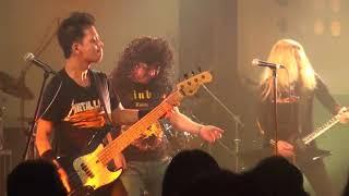 2018年7月23日 渋谷duoでのHATTALLICA15周年記念ライブのゲストに元NHK...