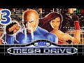 STREETS OF RAGE 3 (Megadrive / Genesis) 2 player CO-OP Playthrough Commentary. All Endings! (Part 3)
