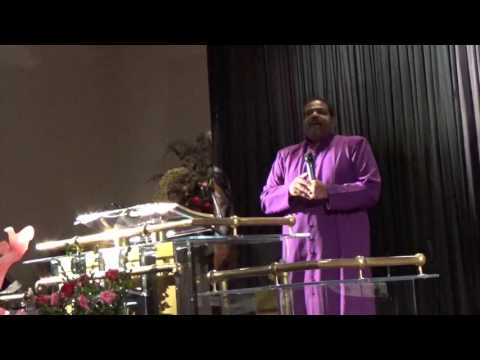 Bishop Corby Bush Sermon
