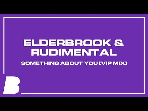Elderbrook & Rudimental - Something About You [VIP Mix]