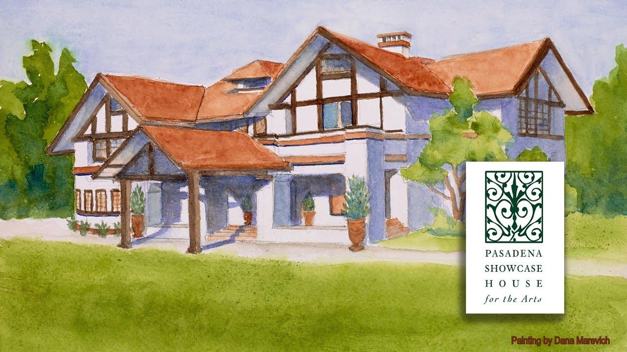 2015 Pasadena Showcase House Of Design Youtube