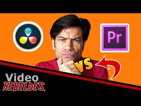 Davinci Resolve Vs Adobe Premiere Pro Español