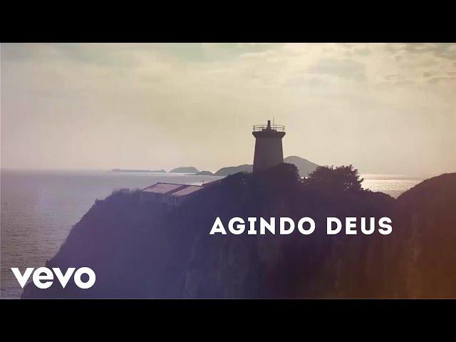 Gabriela Gomes - Agindo Deus (Lyric Video)