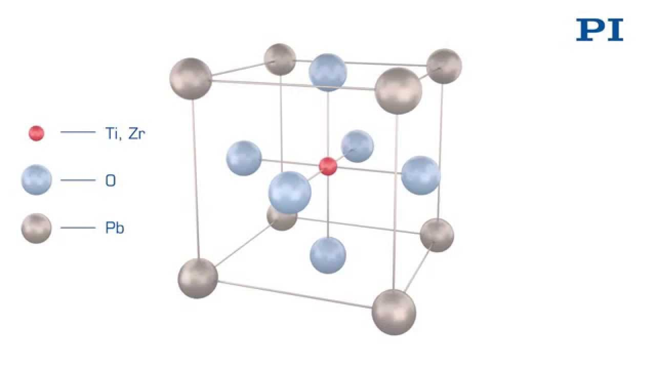 how to make a piezoelectric crystal