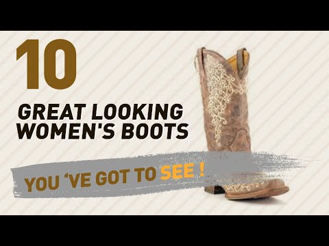 Corral Boot Womens Boots Collection // New & Popular 2017