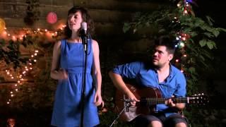 Melodisztik - Acoustic garden session - Ignore-moi (Mélaine Pain cover)