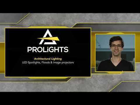 Architectural Lighting solutions webinar