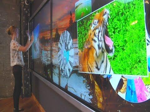 One Laguna Interactive Media Center Overview
