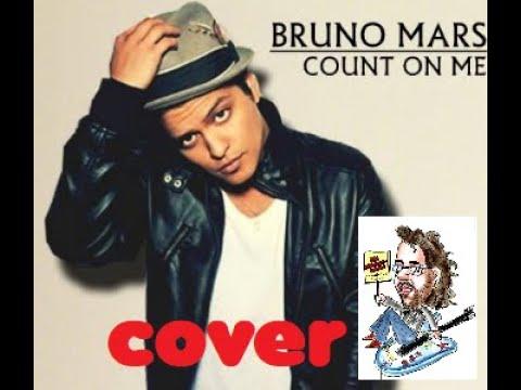 Count on me von Bruno Mars - Weihnachts-Videodreh der Gitarrenschule Otterberg - cover -