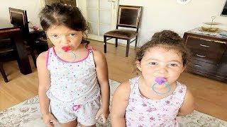 Bir Yaz Gününde 2 Çocuk İle 24 Saat !! ''24 Hours with 2 Kids On a Summer Day ''