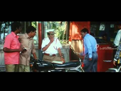 Kadhal Fm - Traffic Police Comedy