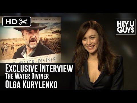 Olga Kurylenko Exclusive Interview - The Water Diviner