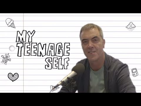 James Nesbitt: I still suck my thumb! (My Teenage Self)