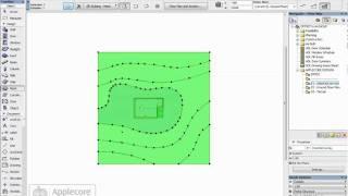 ArchiCAD Tip: Terrain Modelling