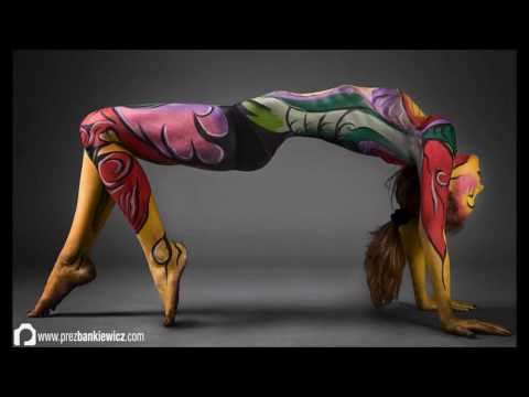 Amazing Body Art Painting Design Ideas