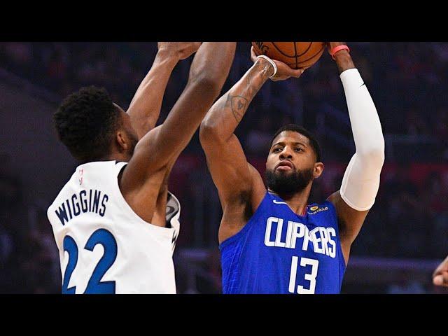 LA Clippers vs Minnesota Timberwolves Full Game Highlights | February 1, 2019-20 NBA Season