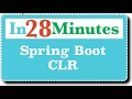 Introduction To Spring Boot Command Line Runner (CLR)