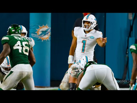 NBC Sports' Tony Dungy on the Dolphins Naming Tua Tagovailoa Starting QB   The Rich Eisen Show