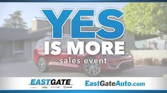 Eastgate Chrysler-Jeep-Dodge-RAM Yes is More Sales Event