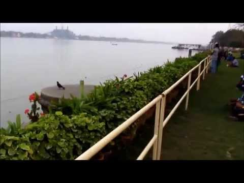 BELURMATH GARDEN AT EVENING  A FULL HD VIDEO OF AMAZING NATURE, VID2