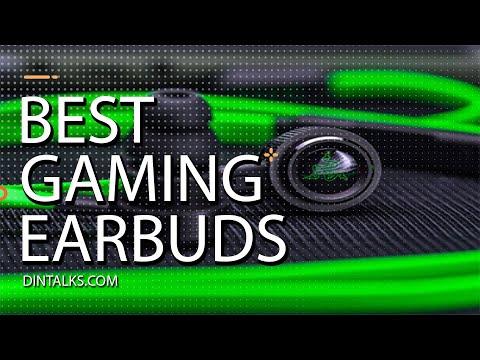 Best Gaming Earbuds 2018- Top 5