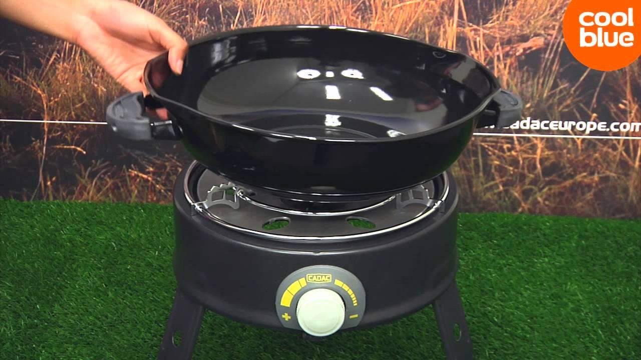 Cadac safari chef videoreview en unboxing nl be youtube - Cadac safari chef ...
