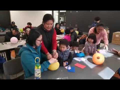 墨尔本蒙纳士华人联谊会中秋活动