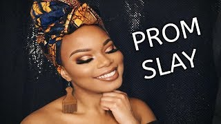 How to do a cut crease: Prom Slay Edition Video