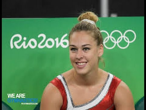 Giulia Steingruber Swiss Olympic Rio 2016