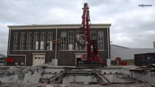 видео Демонтаж бетона: особенности и методы