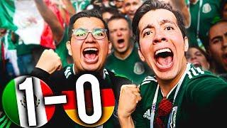 LA REACCIÓN MÁS VIRAL DEL GOL DE MÉXICO (México vs Alemania) *Sentimental