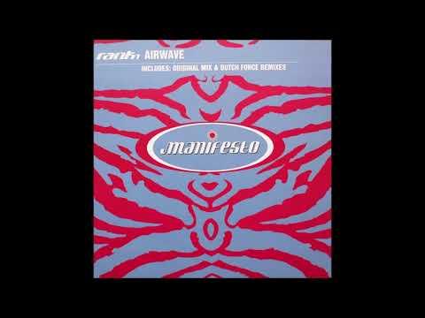 🍕 Rank 1 - Airwave Full Single 1999 [HQ]
