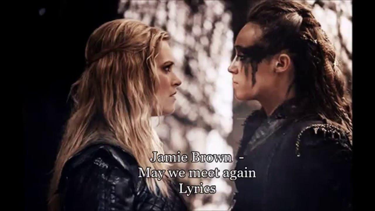 jamie brown may we meet again