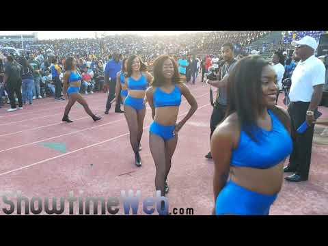 Jackson State Marching In - 2017 Crank Fest BOTB