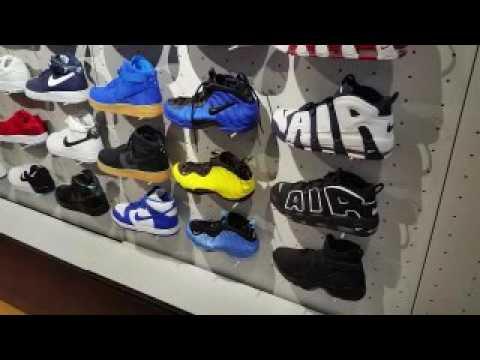 ffc9033de16 NEW NIKE SOHO NYC OPENING/FOOT LOCKER/TOPSY TURVY DAY!!!!!!! - YouTube