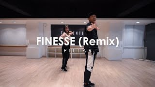 Finesse (Remix) feat. Cardi B - Bruno Mars | Pillar Choreography