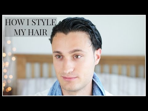 HOW TO STYLE MENS HAIR | VO5 REWORK PUTTY