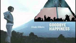 The Grid (Remixed By The Crystal Method) × Goodbye Happiness - Daft Punk vs Hikaru Utada