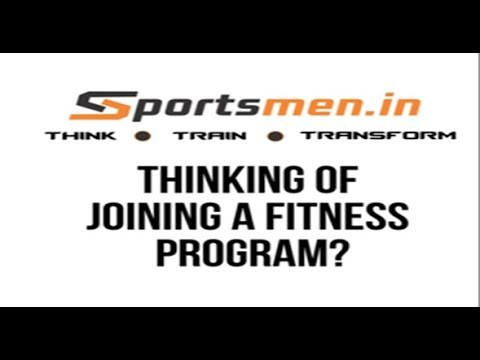 SPORTSMEN - A Revolution in Sports & Fitness Industry