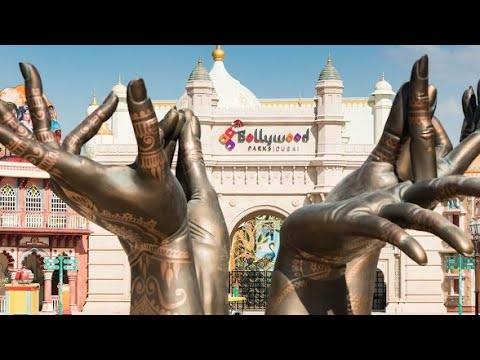 My Visit to Bollywood Theme Park Dubai. By Abrar Hussain بالی وڈ تھیم پارک ۔دلکش منظر ۔ ابرار حسین