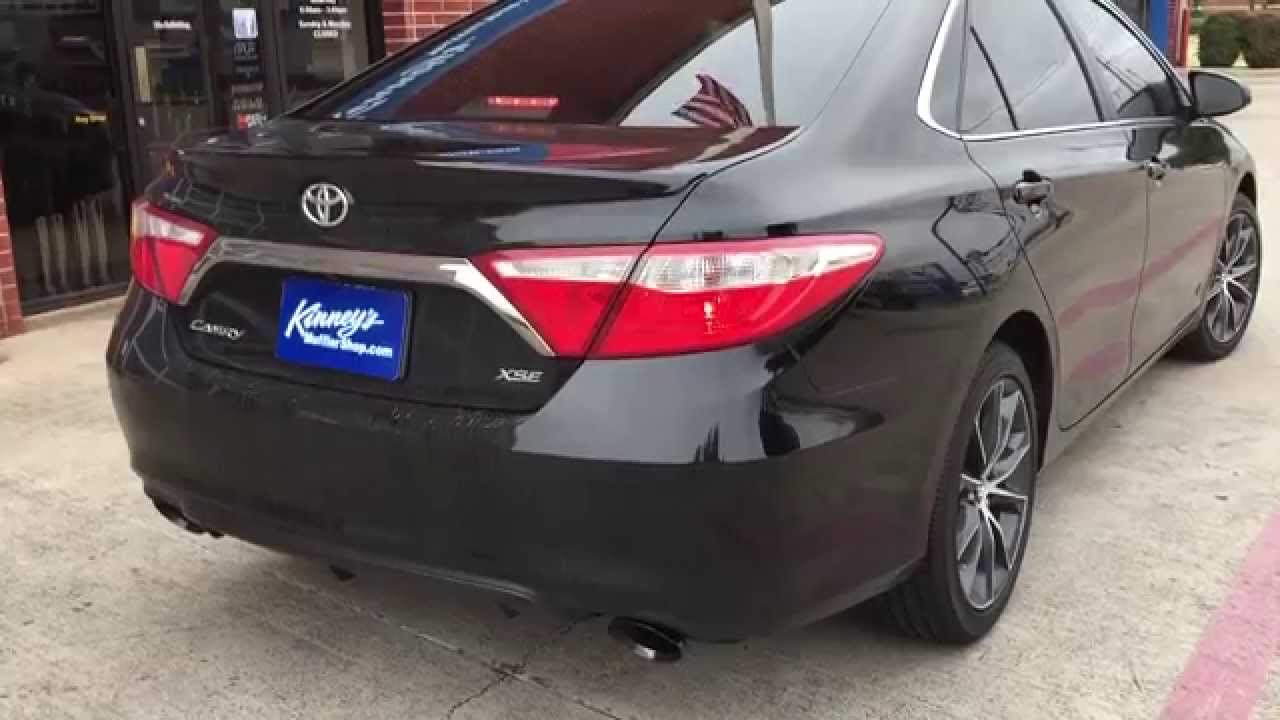 2015 Toyota Camry 2 5 Performance Dual Flo~Pro MAX by Kinney's (mild tone  option)