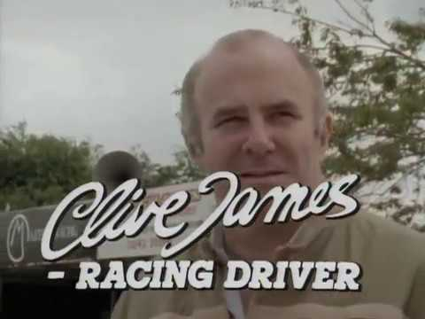 Clive James - Racing Driver
